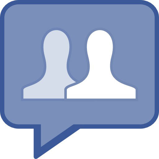 Leadership achievements Facebook World Icon