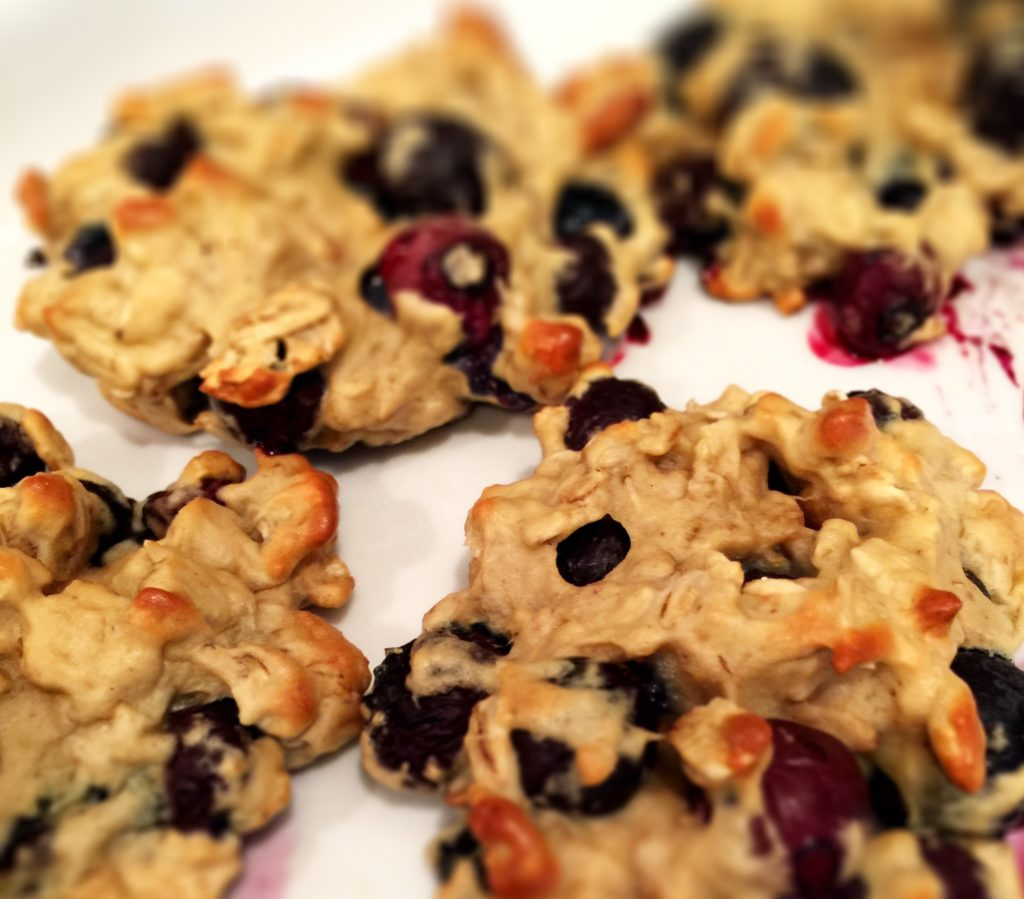 Blueberry Protein Cookie